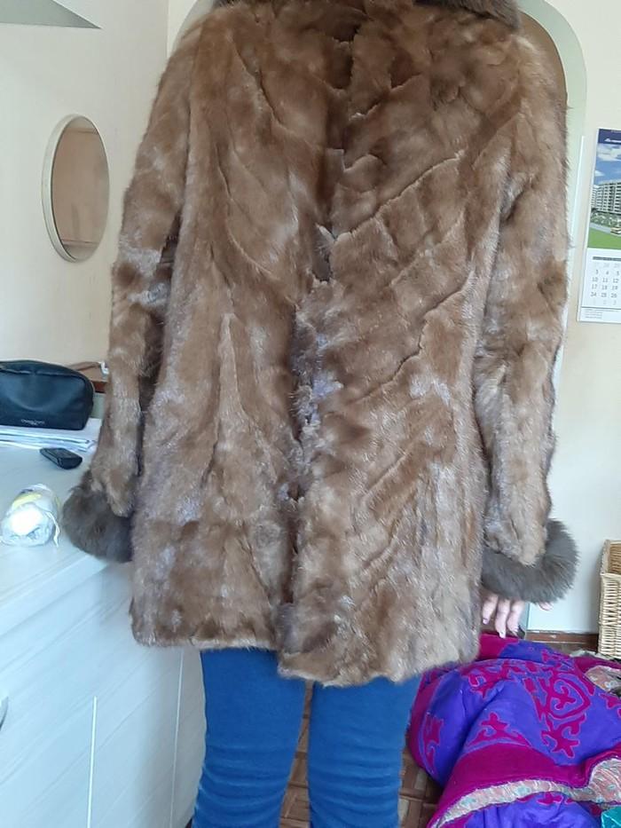 Продаю зимнюю норковую шубу 48-52 размера. Photo 2
