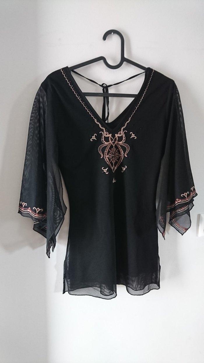 Μπλούζα one size αγορασμένη στην Κωνσταντινούπολη,φορεμένη λιηες ωρες