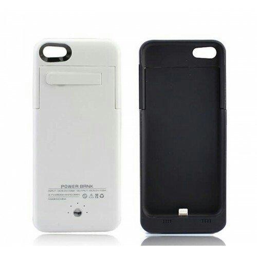powerbank za IPhone 5 5s kao bela maska zadnja i možete napuniti tel d - Beograd