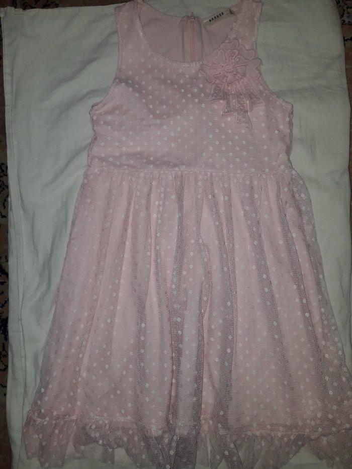 Breeze haljinica za devojcicu, vel 128, roze boje, bez ostecenja.. Photo 1
