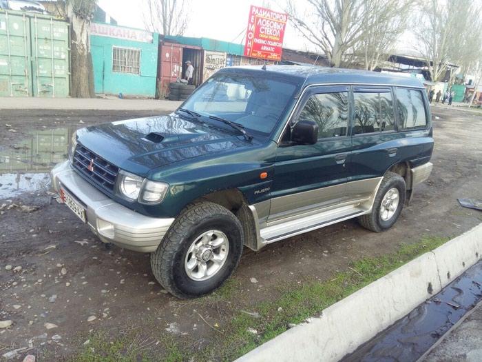 mitsubishi pajero 2002 pictures
