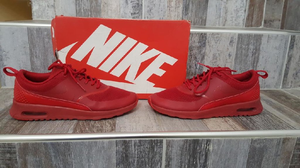 Ženska patike i atletske cipele - Arandjelovac: Air max thea, kao nove, kratko nosene, original, br 36