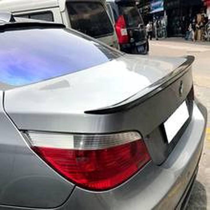 BMW E60 Baqaj spoiler. Photo 0