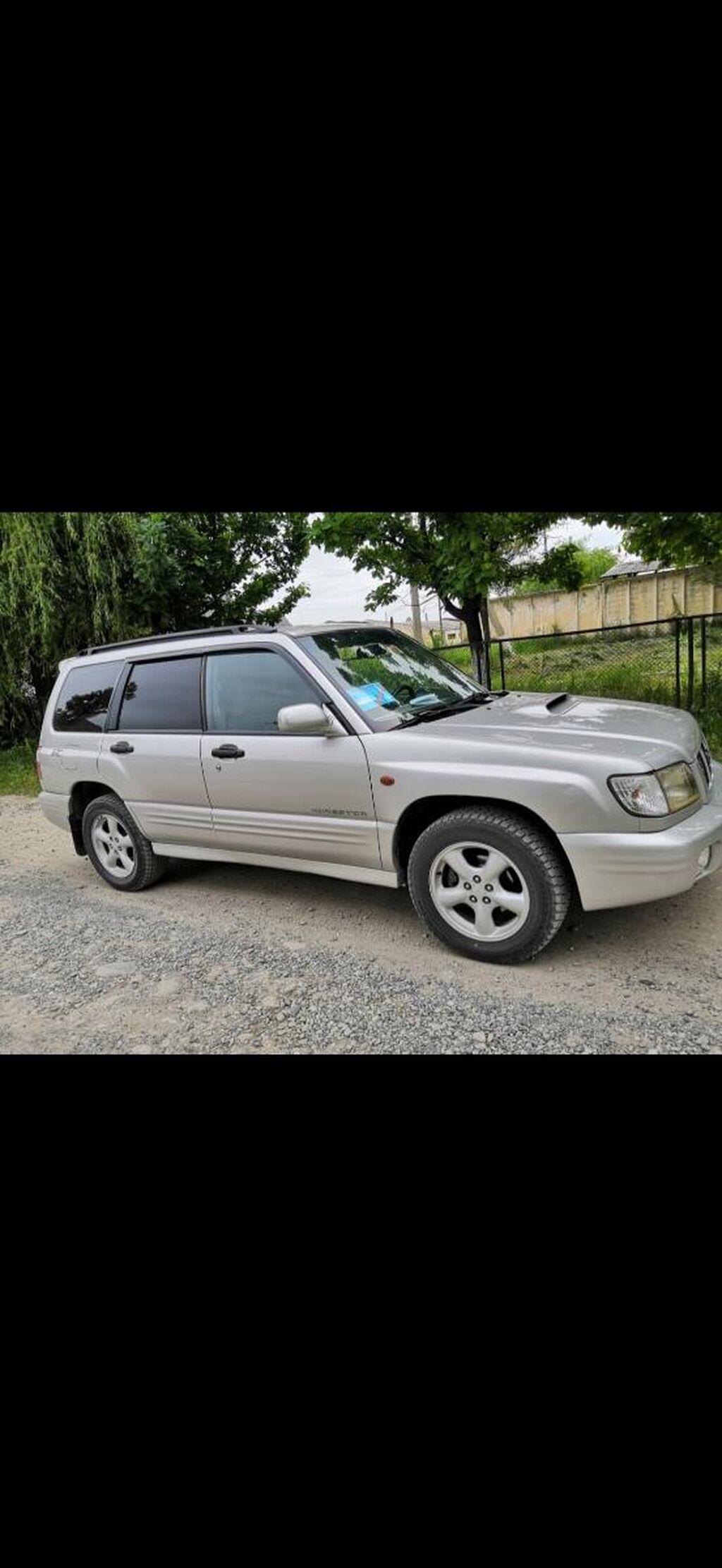 Subaru Forester 2 л. 2000 | 162000 км