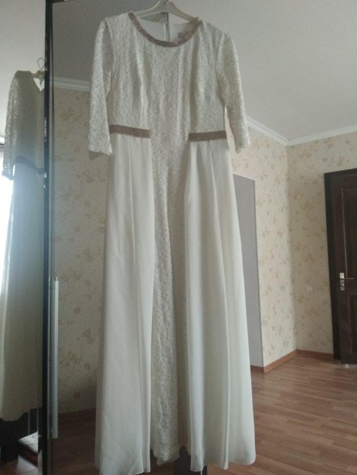 2e58439693c Продаю Вечернее платье 42размер за 6000 KGS в Бишкеке  Свадебные ...