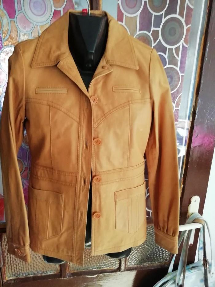 Kožna nova jakna br 36