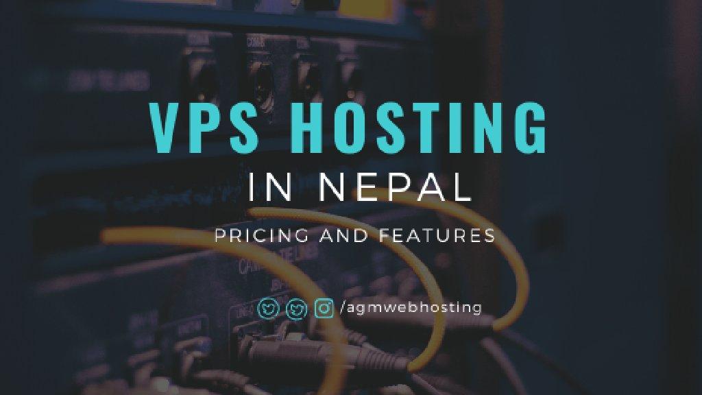 VPS Hosting Nepal | Linux VPS Hosting Nepal by AGM
