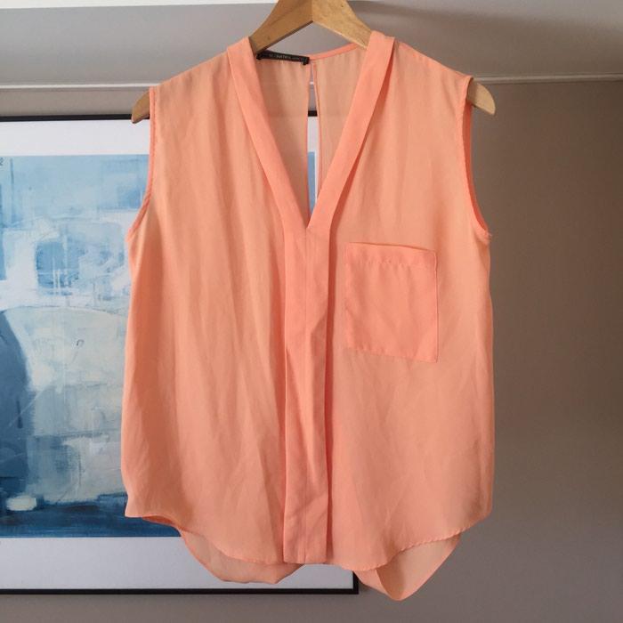 Suite Blanco αμάνικη πουκαμίσα με λαιμόκοψη. Photo 6