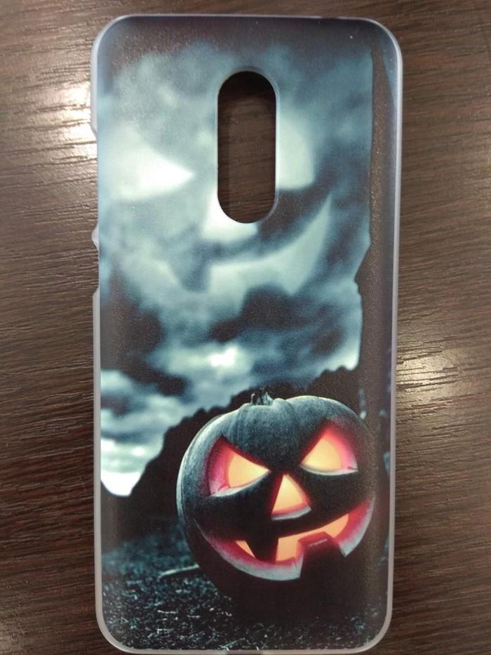 Halloween θήκη καινούργια για το Xiaomi Redmi 5 Plus σε Kallithea