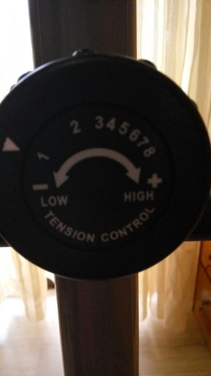 Ελλειπτικό μηχάνημα γυμναστικής σε πολύ καλή κατάσταση. Photo 1