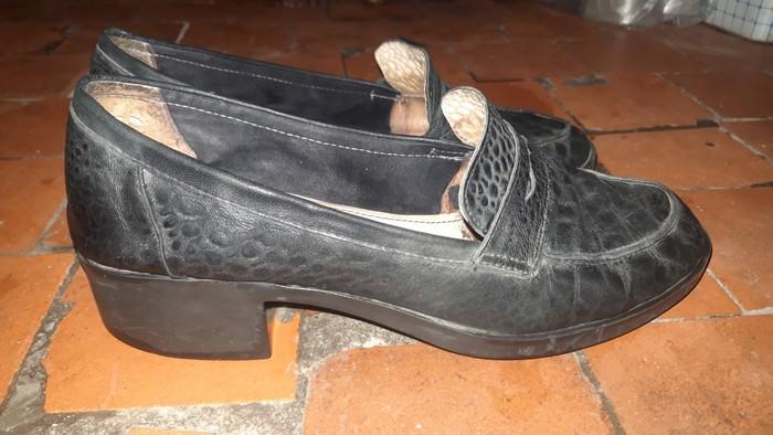 Продаю кожаную туфли Baskoni. покупала за 3300с.. Photo 1