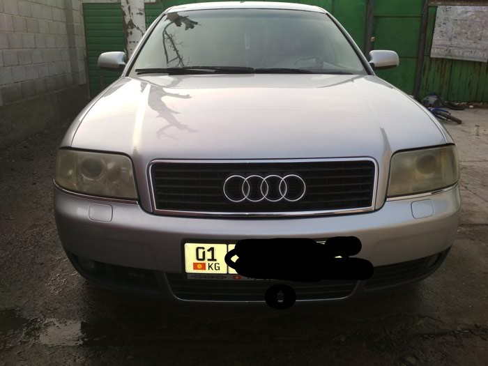 Audi A6 2002. Photo 4