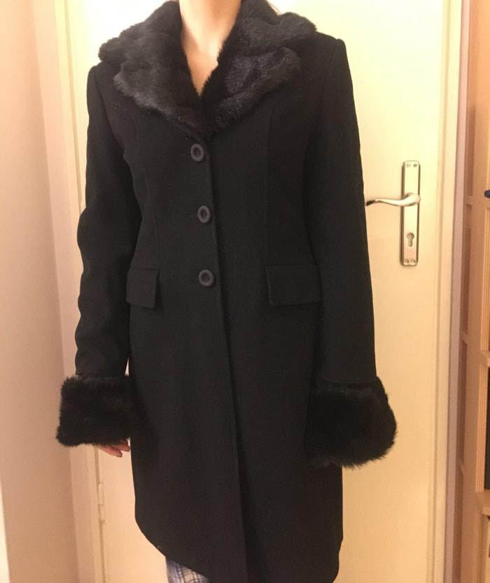 Ženski kaput sa krznom Marka: Luna Broj: 40 (L/XL). Photo 0