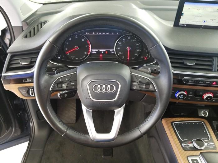 Audi Q7 2017. Photo 8