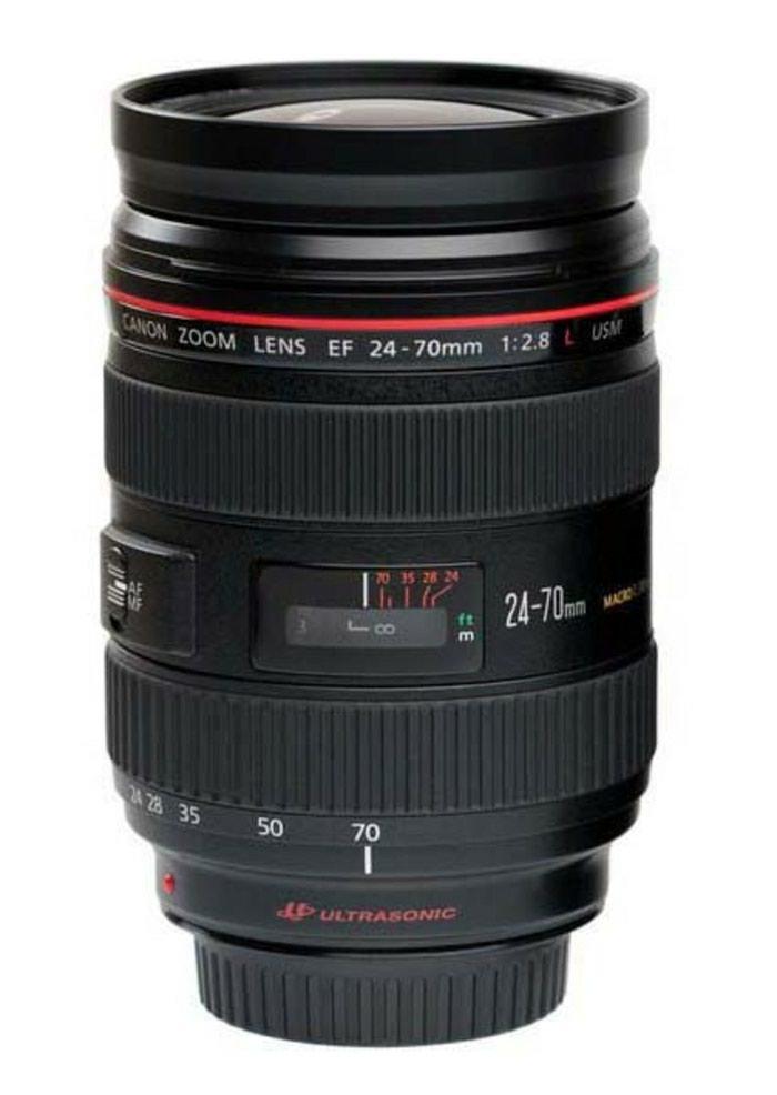 Canon 24-70 f2.8l. Photo 0