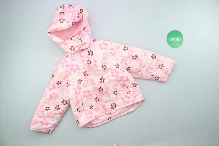 Дитяча куртка у квітковий принт TopyTop    Довжина: 46 см Ширина плече: Дитяча куртка у квітковий принт TopyTop    Довжина: 46 см Ширина плече
