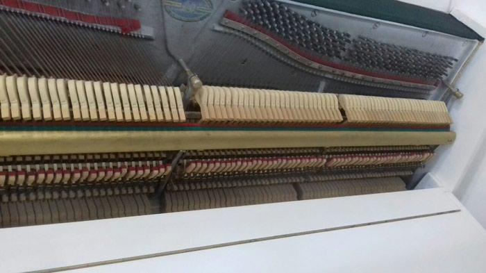 Lirika Piano Köklənmiş Vəziyyətdə Satişda Catdirilma ilə. Photo 0