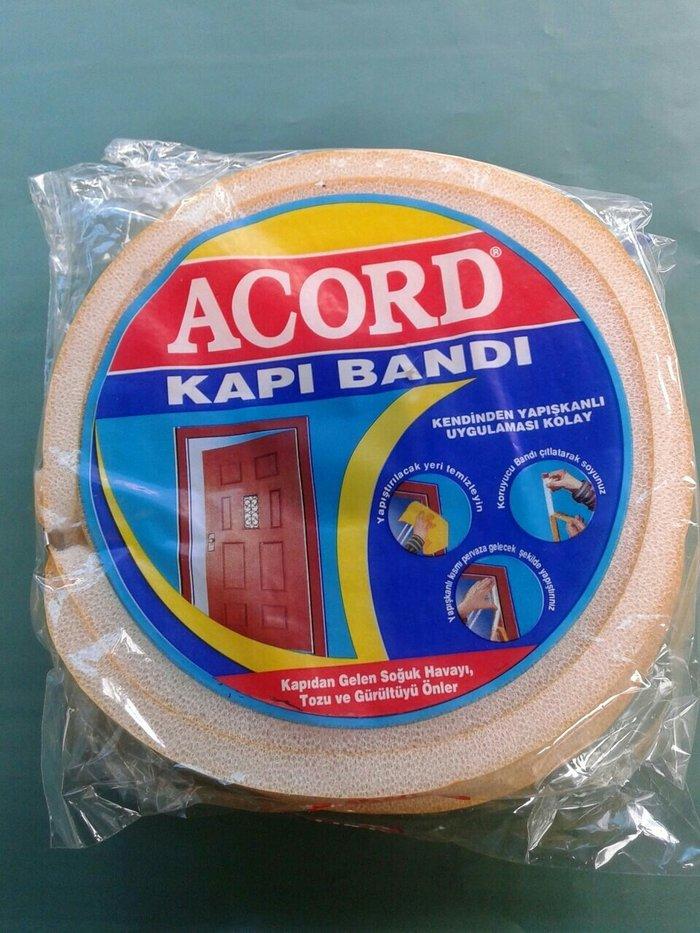 Sundjer za dihtovanje vrata.  u jedno pakovanje duzina je 2. 60cm - Jagodina