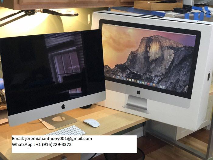 Μάρκα Νέο Apple iMac 27 Retina 5K i7 γραφείο. Photo 0