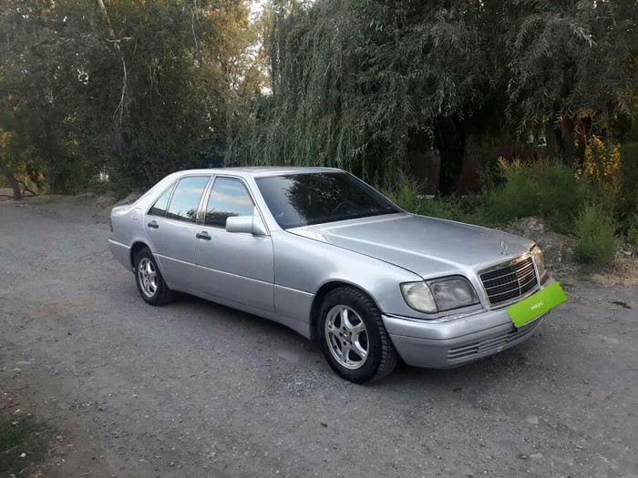 Mercedes-Benz 1996. Photo 0