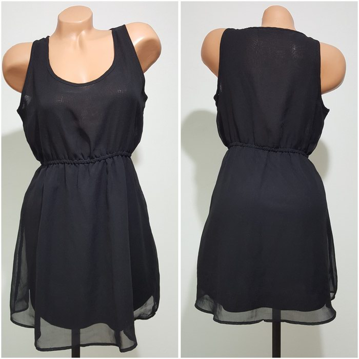 Teranova crna haljina