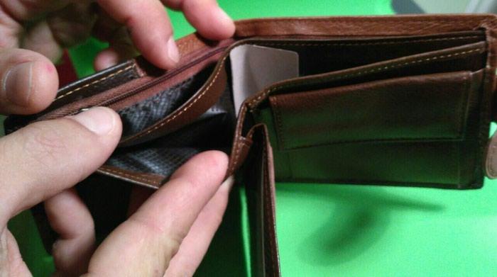 Ανδρικό πορτοφόλι. Photo 2