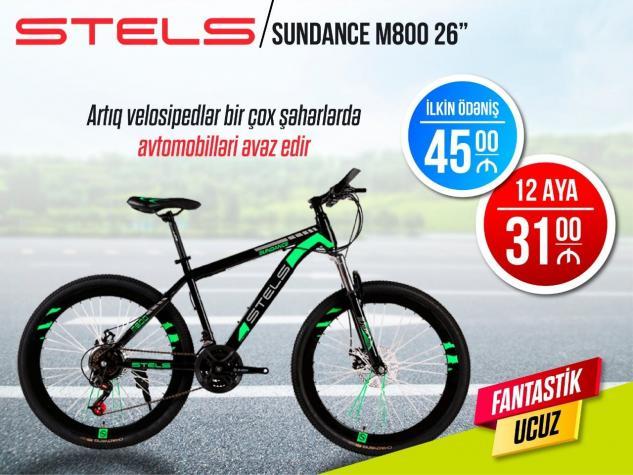 Stels velosiped kredile ilkin odeniw 45 manat  12 ay 31 manatdan. Photo 0