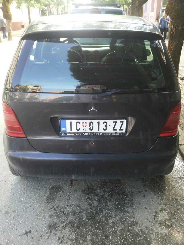 Mercedes-Benz A 160 1.6 l. 1998 | 27000 km