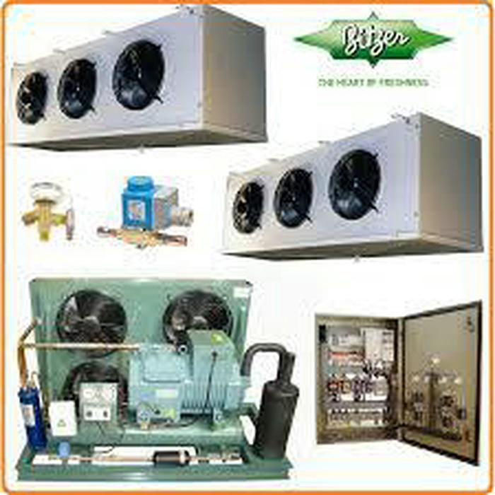 Устанавливаем и Ремонтируем  большие  холодильные продуктовые камеры заправляем фреоном и заменяем масло агрегата качественно и с гарантией