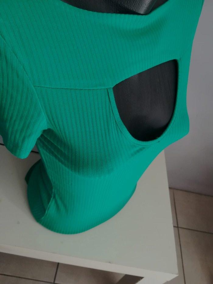 Prelepa majica povoljnoooo pamuk-viskosa-elastin divan model. Photo 0