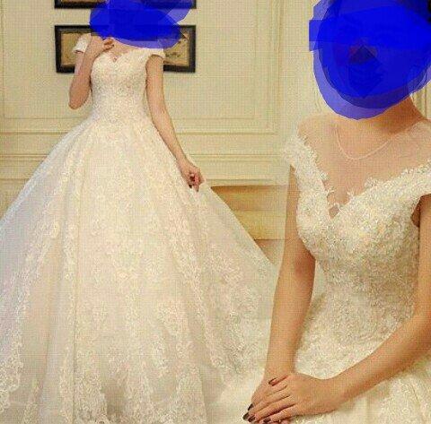 d03f447b2e0 Продаю шикарное свадебное платье