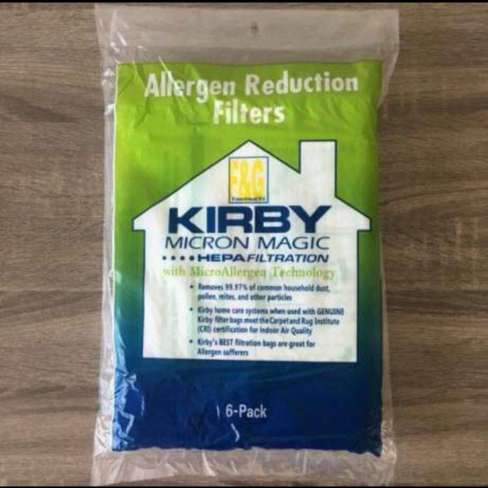 Оригинал мешки от Кирби (kirby)