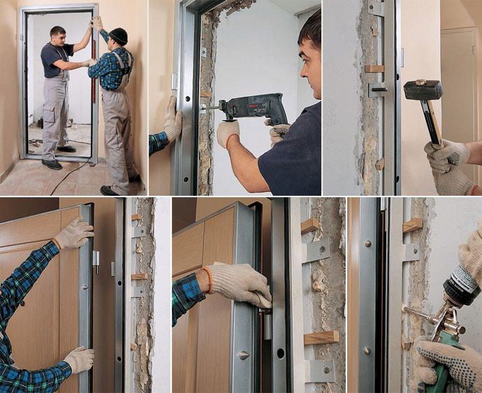 Профессиональная установка дверей! в Бишкек