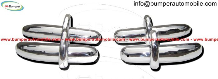Saab 92 and Saab 92b  (1949-1956 ) bumper stainless steel in Amargadhi