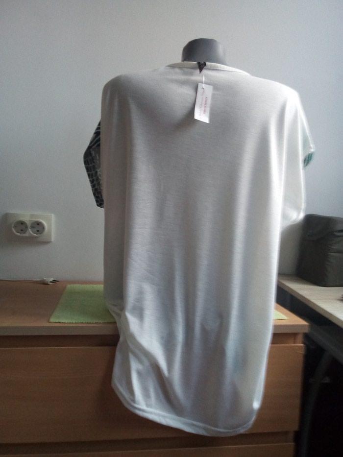 SNIŽENO!!!Majica 4xl, materijal viskoza  Nova sa etiketom.. Photo 1