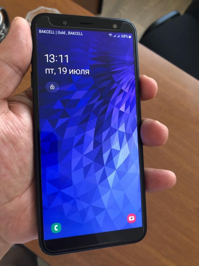 Б/у Samsung Galaxy J6 2018 32 ГБ Черный. Photo 0