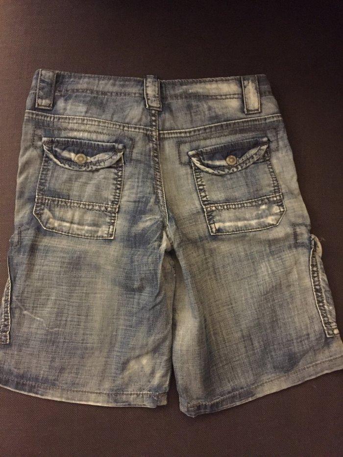 Blue jean βερμούδα , ηλικια 9–10 8€ . Photo 1
