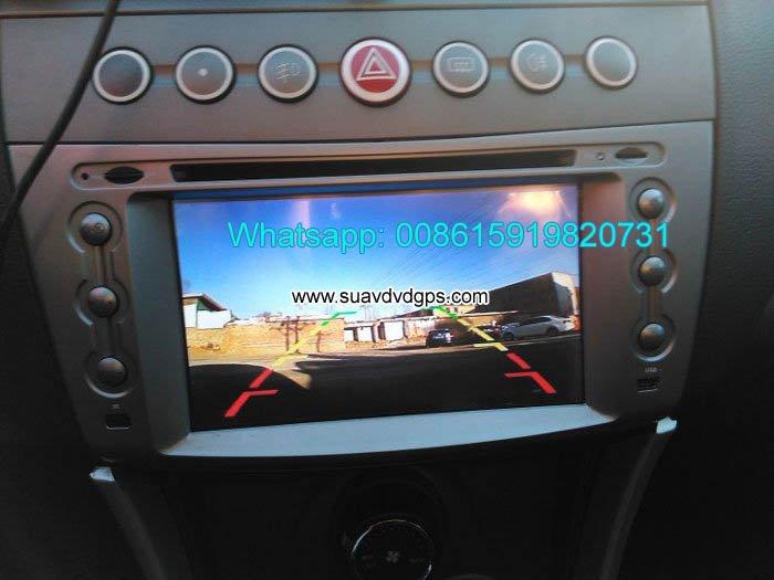 Proton Gen2 Persona Lotus L3 Android Car Radio DVD GPS camera
