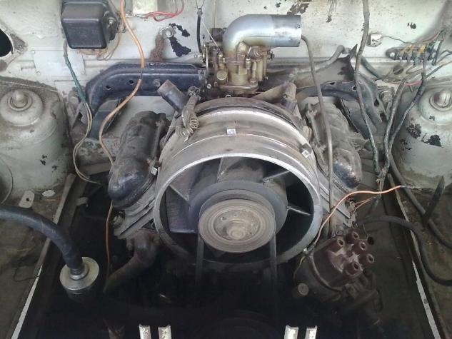 Продается мотор 965 и коробка от Запорожца 30 лс +запчасти