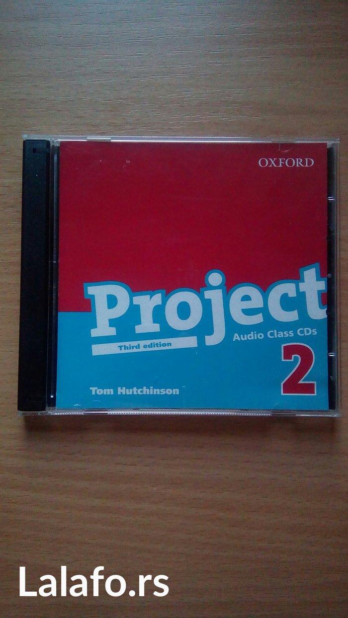 Project 2, Oxford, adio disk za praćenje programa iz udžbenika - Beograd
