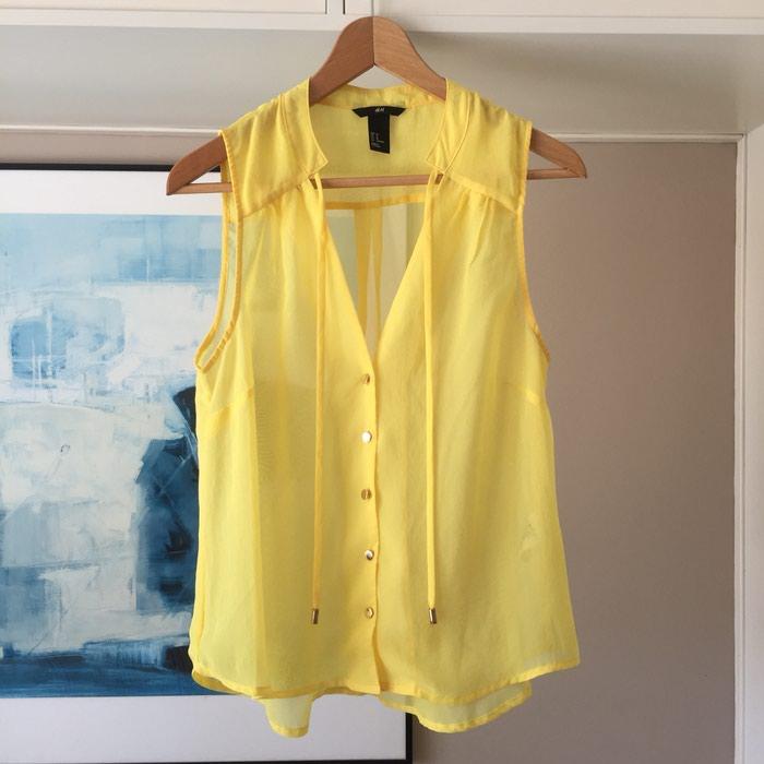 2 ολοκαίνουργιες αμάνικες πουκαμίσες. Photo 2