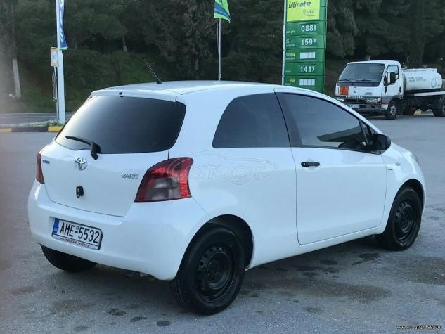 Toyota Yaris 2008. Photo 1