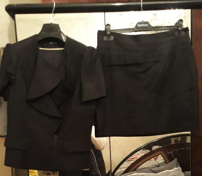 Bakı şəhərində Срочно продается костюм (пиджак с юбкой). размер 42. цена 25 манат