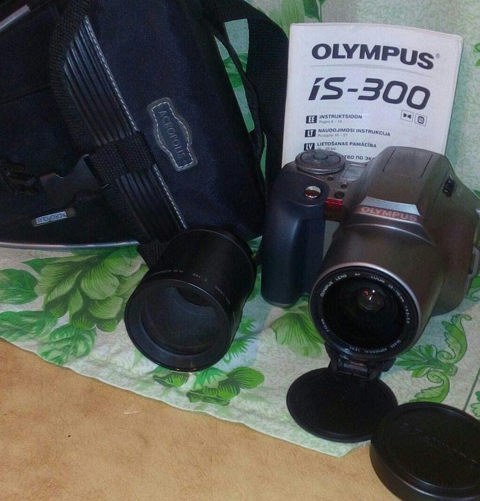 Olympus is 300+obyektiv fotoapparat satılır təzədir.28-110 mm. Photo 3