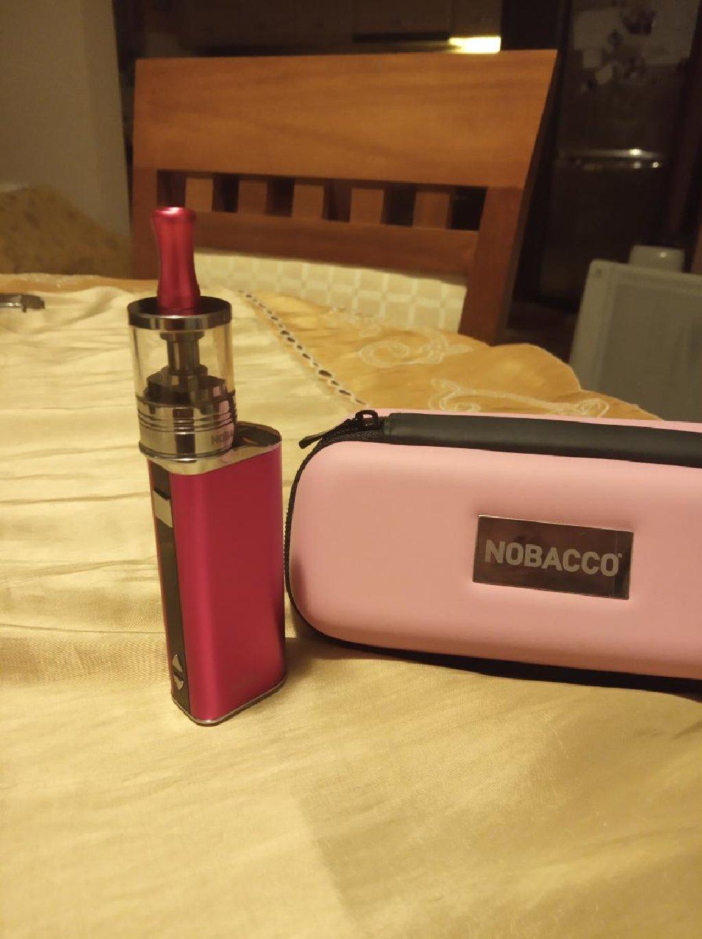 Ηλεκτρονικό τσιγάρο Nobacco