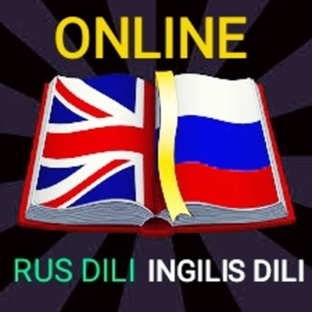 Rus ve ingilis dili dərsləri