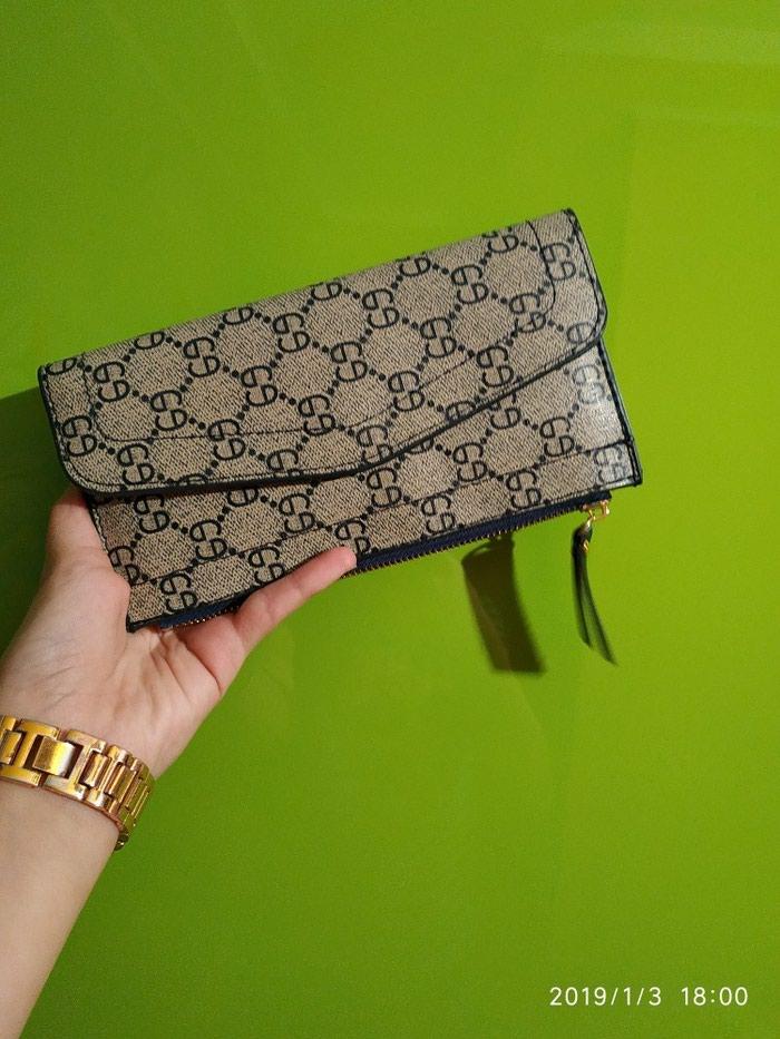 522757f2b471 Стильный женский кошелек Gucci Абсолютно новый за 499 KGS в Бишкеке ...