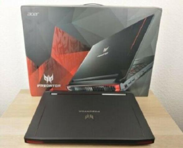 Acer Predator 17 G9-793-731R Gaming Core i7 GTX1060 16GB 1256GB. Photo 1