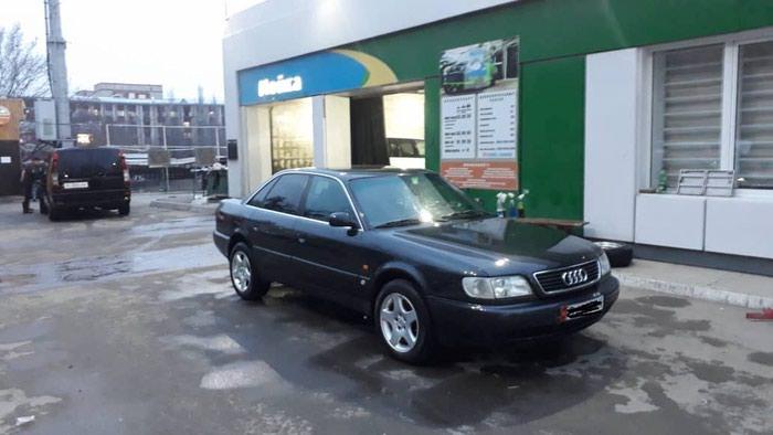 Audi A6 1995. Photo 1