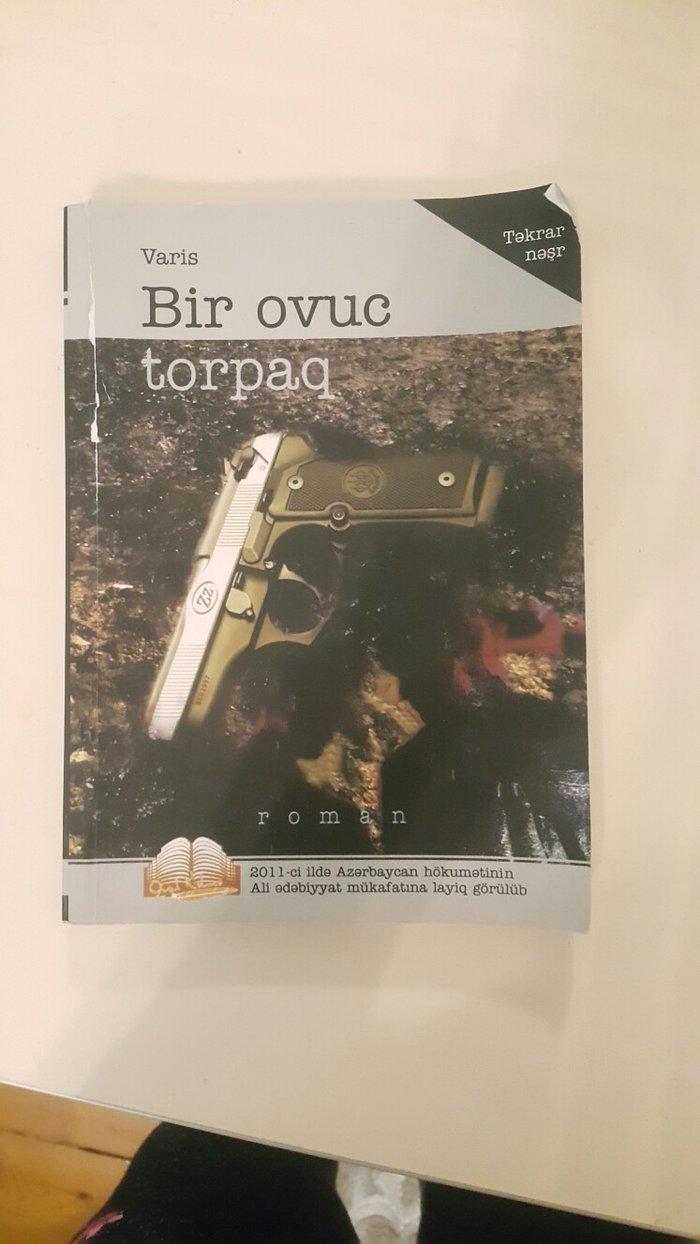 Xırdalan şəhərində 2ci el kitab varis yolcuyev bir ovuc torpaq